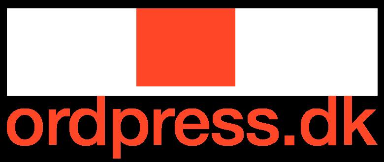 Egen hjemmeside med WordPress
